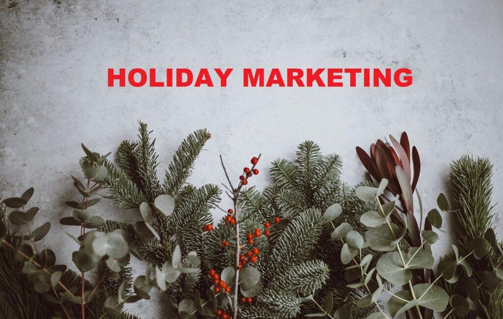 Holidays Marketing Ads